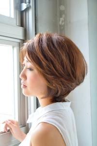 ★MUSEUM★大人系ショートボブ 1 三村昇
