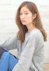 ■MUSEUM■シアーべジュ♪ロング16SSスタイル★3