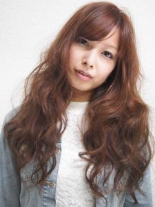 柔らか質感ふわっと巻き|BAKARA HAIR 北花田のヘアスタイル