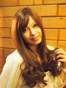 大人スウィートカール|BAKARA HAIR 北花田のヘアスタイル