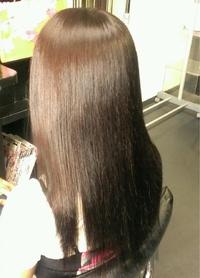 キラ髪ツヤツヤカラー