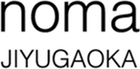 noma -jiyugaoka-  | ノーマ ジユウガオカ  のロゴ