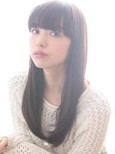 ☆清楚系☆ストレートロング|bat hair 渋谷のヘアスタイル