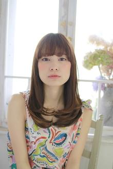 くせ毛が気になるなら伸ばしましょう♪|Lauburu 渋谷 bat hairのヘアスタイル