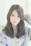 オトナっぽく☆キレイに☆やわらかウェーブ|Lauburu 渋谷 bat hairのヘアスタイル