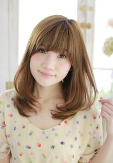 2016サマースタイル☆|Lauburu 渋谷 bat hairのヘアスタイル