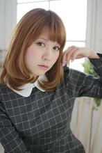 ハイトーンで重すぎる印象を解消☆|Lauburu 渋谷 bat hair 池田 智博のヘアスタイル