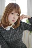 ハイトーンで重すぎる印象を解消☆|Lauburu 渋谷 bat hairのヘアスタイル