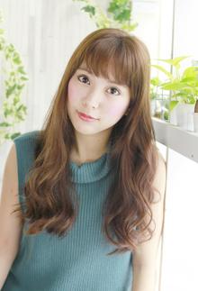 ロングゆるフワスタイル♪|Lauburu 渋谷 bat hairのヘアスタイル