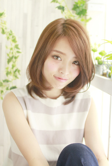 今風ハイレイヤースタイル♪|Lauburu 渋谷 bat hairのヘアスタイル