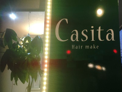 hair make Casita