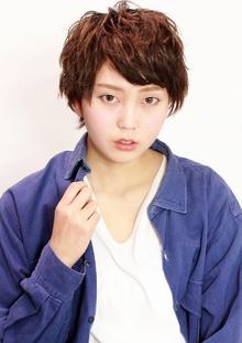 ウェットウェーブ|CiNEMA daikanyamaのヘアスタイル