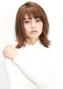 CiNEMA 2015S/S ヌレカンレイヤー|CiNEMA daikanyamaのヘアスタイル