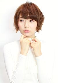CiNEMA 2015S/S タテユレショート