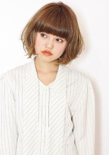 ナガシメウェーブ|9Pのヘアスタイル
