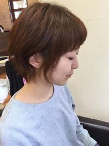 2WAYスタイル|ATELIER 2.23 santeのヘアスタイル