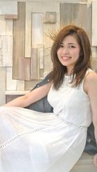 ゆるふわアッシュベージュ|Balma hair designのヘアスタイル