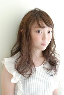 ミディアム ×スリークウェーブ|mateca hairのヘアスタイル