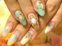 ネイルコレクション|nail salon Cherishのネイル