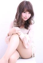 オトナ女子のピンクアッシュカラー|florun.のヘアスタイル