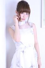 上品シニヨン florun.のヘアスタイル