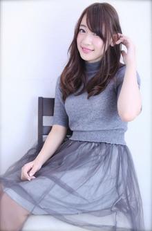 女子力アップのピンクアッシュ florun.のヘアスタイル