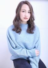 外国人風ブルーカラー|florun.のヘアスタイル