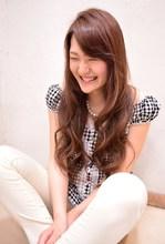先取り☆春色ヘアー|Cerah_enaKのヘアスタイル