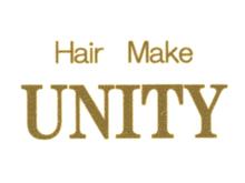 Hair Make UNITY  | ヘアーメイクユニティ  のロゴ