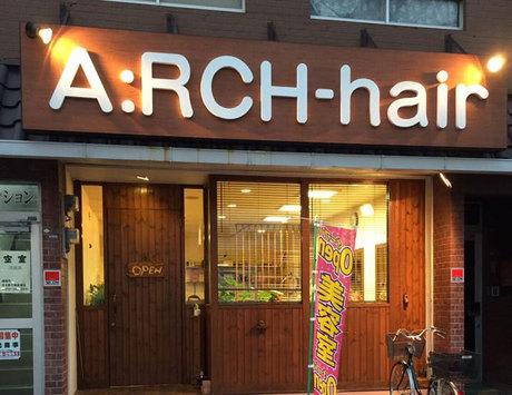 A:RCH-hair.2nd 御陵前店
