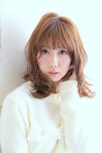 ふわゆるカール☆ Lego Hair 金剛本店 井上 佳奈のヘアスタイル