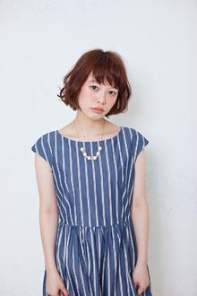 ナチュフェミボブ☆|Lego Hair 金剛本店のヘアスタイル
