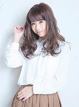 愛されフェミニンウェーブ Lego Hair 富田林店 森垣 瑠衣のヘアスタイル