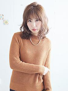 ☆大人可愛い☆ナチュラルカール Lego Hair 富田林店のヘアスタイル