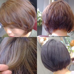 ゆるふわ色っぽボブ|hair atelier ANELLOのヘアスタイル