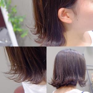 モテ髪!外ハネBOB!!|hair atelier ANELLOのヘアスタイル