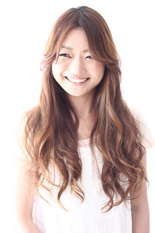 愛されロング|hair atelier ANELLOのヘアスタイル
