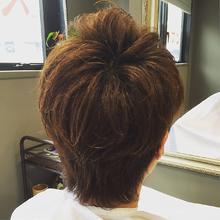 イルミナ オーシャン&フォレスト|hair atelier ANELLOのメンズヘアスタイル