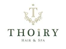 THOiRY 栄  | ソワリー サカエ  のロゴ