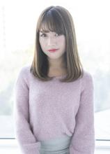 小顔カットが得意なスタイリスト|THOiRY 栄のヘアスタイル