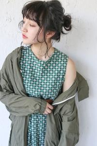 ゆるシニヨン