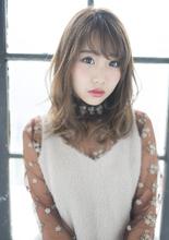 愛されセミディ|THOiRY 栄 長澤 直樹のヘアスタイル