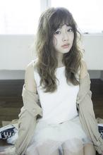 エアリーセミロング|THOiRY 栄 長澤 直樹のヘアスタイル