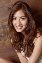外国人風リラックスウェーブなロングヘアー|HanaWa ebisu tokyo hair salonのヘアスタイル