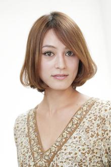クーリッシュボブ|HanaWa ebisu tokyo hair salonのヘアスタイル