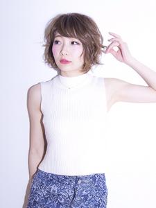 大人かわいい|Calm Hair 阪急淡路店のヘアスタイル