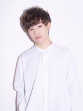 マニッシュパーマ|Calm Hair 阪急淡路店のメンズヘアスタイル