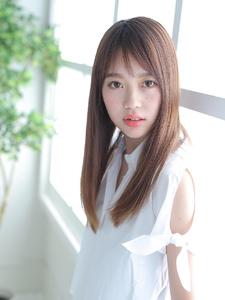 クールフェミニン|Calm Hair 阪急淡路店のヘアスタイル