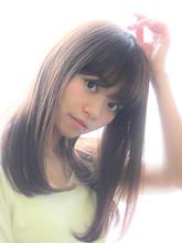 ビックワンカール|Calm Hair 阪急淡路店 中垣 彩のヘアスタイル
