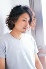 スパイシーパーマ|Calm Hair 阪急淡路店のメンズヘアスタイル